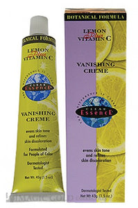 Clear Essence Lemon Plus Vitamin C Vanishing Creme 1.5oz