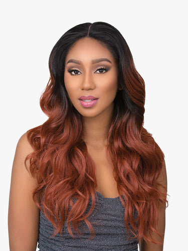 VIXEN LOOSE WAVE 24″ , Lace Wig