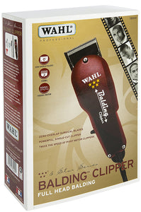 WAHL 5 Star Balding Clipper with Free Razor