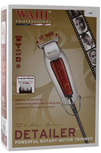 WAHL 5 Star Detailer Powerful Rotary Motor Trimmer