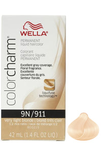 Wella Color Charm Liquid #9N/911 Light Blonde