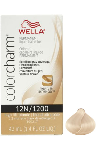 Wella Color Charm Liquid #12N/1200 High Lift Blonde