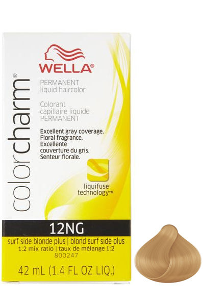 Wella Color Charm Liquid #12NG Surf Side Blonde Plus