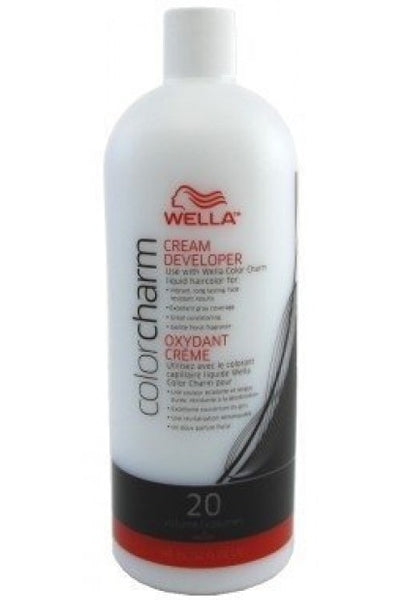 Wella Cream Developer Vol 20 32oz