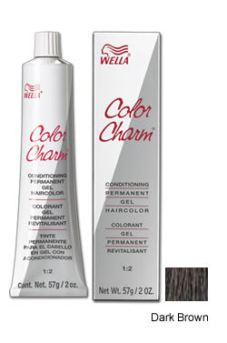 Wella Color Charm Gel Tube #3N/311 Dark Brown