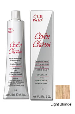 Wella Color Charm Gel Tube #8N/811 Light Blonde