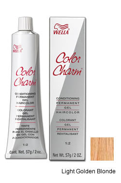 Wella Color Charm Gel Tube #8G/841 Light Golden Blonde