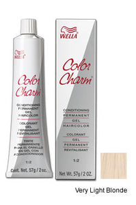 Wella Color Charm Gel Tube #9N/911 Very Light Blonde