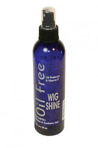 Bonfi Natural Oil Free Wig Shine 8oz
