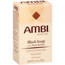Ambi Black Soap Bar 3.5oz