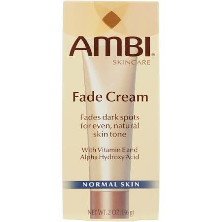 Ambi Fade Cream for Dark Spots Normal Skin 2oz