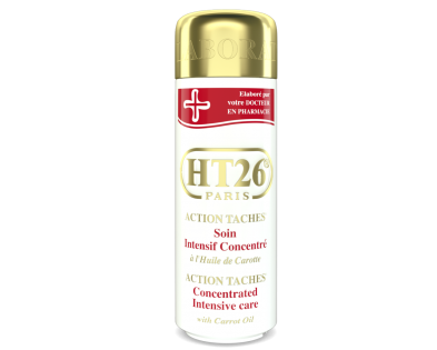 HT26 - Intensive Body Lotion with Carrot Oil 16.8oz