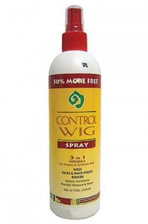 African Essence Control Wig Spray 12oz