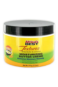 Africa's Best Texture Moisturing Butter Cream 7.5oz