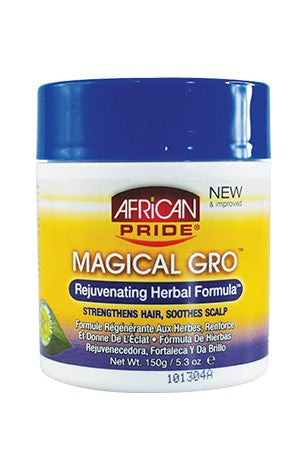 African Pride Magical Gro Herbal Formula 5.3oz