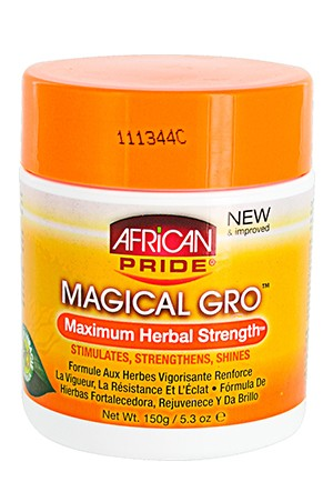 African Pride Magical Gro Maximum Herbal 5.3oz