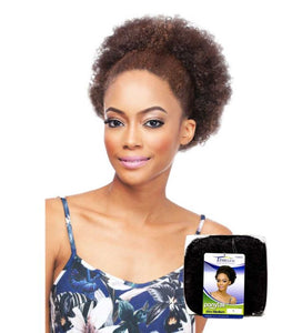 Timeless Ponytail - Afro Medium