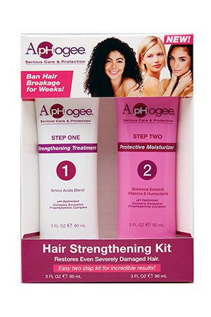 ApHogee Hair Strengthening For Repair Damaged Hair 3oz