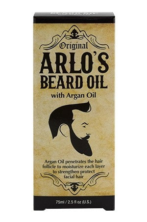 ARLO'S Beard Oil w/ Argan Oil (2.5 oz)