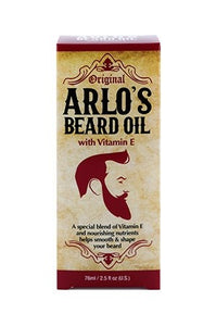 ARLO'S Beard Oil w/ Vitamin Oil (2.5 oz)