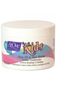 At One Kids Olive Oil & Shea Butter Creme 5.5oz