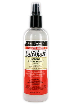Aunt Jackie's Flaxseed Hydrating Silken Hair Milk 12oz