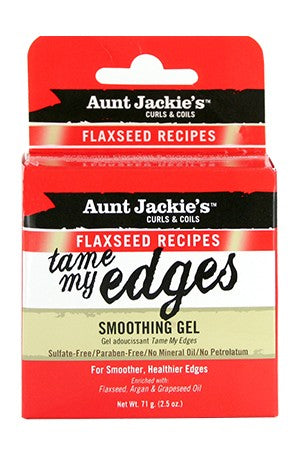 Aunt Jackie's Flaxseed Smoothing Gel 2.5oz