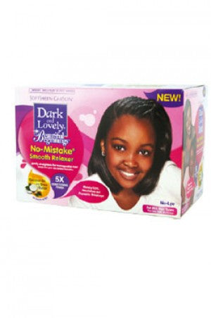Beautiful Beginnings No Mistake Smooth Relaxer Kit
