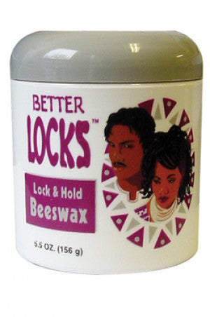 Better Locks Lock & Hold Bees Wax 5.5oz