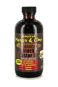 Mango & Lime Black Castor Oil - Xtra Dark 4oz