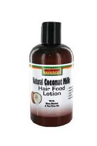 Black Thang Natural Coconut Milk Hair Food Lotion 8oz
