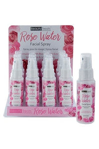 Beauty Treats Rose Water Facial Spray 2oz