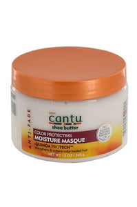 Cantu-box Shea Butter Color Protecting Moisture Masque 12 oz