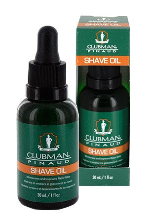 Clubman Pinaud Shave Oil 1oz