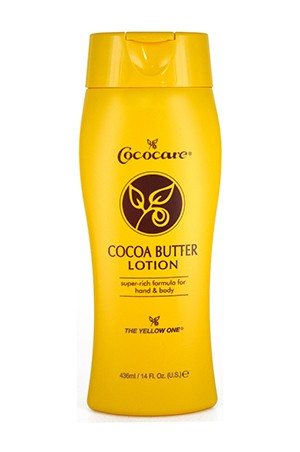Cocoa Butter Lotion 14oz