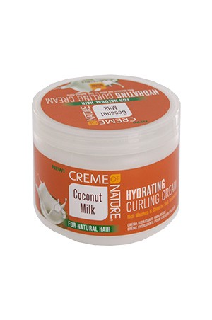 Creme of Nature Coconut Milk Hydrati Curling Creme 11.5oz