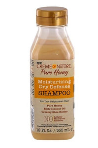 Creme of Nature Pure Honey Moisturizing Shampoo 12oz