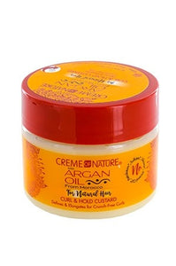 Creme of Nature Argan Oil Curl & Hold Custard 11.5oz