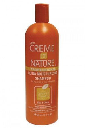Creme of Nature Ultra Moist Shampoo Kiwi & Citrus 20 Oz