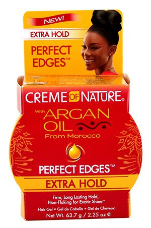 Creme of Nature Argan Oil Perfect Edge Extra 2.25oz