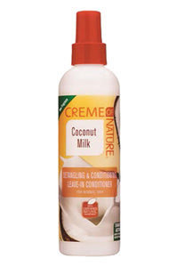 Cream of Nature Milk Detangling & Conditioning Leave-In Conditioner 8.45 Oz