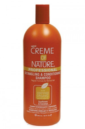 Creme of Nature Detangling Condi. Shampoo (Sunflower) 32 Oz