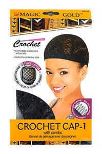 Magic Crochet Cap