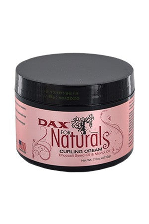 DAX for Naturals Curling Cream 7.5oz