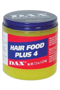 DAX Hair Food Plus 4  7.5oz