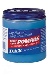 DAX Super Light Pomade  7.5oz