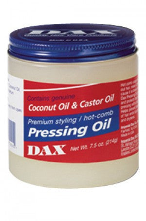 Dax Pressing Oil- Coconut + Castor Oils 14oz