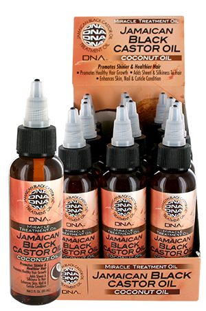 My DNA Jamaican Black Castor Oil - Coconut Oil 2oz