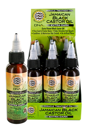 My DNA Jamaican Black Castor Oil - Xtra Dark Oil 2oz
