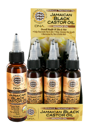My DNA Jamaican Black Castor Oil - Monoi Oil 2oz